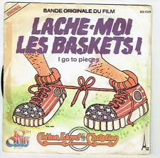 B.O Film LACHE MOI LES BASKETS ! Vinyle 45T COTTON LLOYD And CHRISTIAN - AZ 629