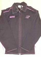 Nascar Jacket Womens Large #9 Gillett Budweiser Black Pink Kasey Kahne Racing
