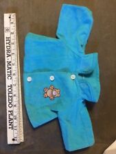 Vintage Cabbage Patch Kids Blue Corduroy Shirt Top             C1