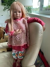 Annette Himstedt Doll 'Linchen' Retired 2006 Sommer Kinder Collection #261/377