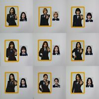 TWICE Once 2nd Official Fanclub Photo card and ID Photo Set member