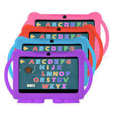 "Kids 7"" Tablet PC 16GB Android Wifi Quad Core Educational Apps Best Gift"
