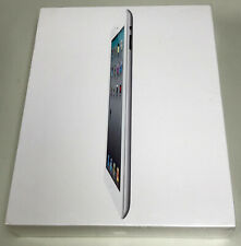 NEW Sealed Apple iPad 2 64GB 3G Unlocked GSM White MC984LL/A A1396 iOS 4 Vintage