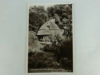 Vintage Postcard Lily Pond and Dairy, Blaise Castle Woods Westfield Picture
