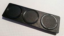 DIN Blende Rahmen Zusatzinstrumente VDO VW Golf 1 2 3 4