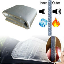 1 roll 7mm thick Heat Insulation Car Automotive Sound Deadener Block Muffler Mat