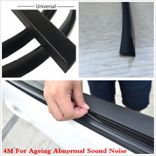 4M Sealed Strips For Car Front Rear Side Windows Ageing Abnormal Sound Noise
