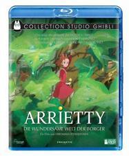 Hiromasa Yonebayashi - Arrietty Die wundersame Welt der Borger