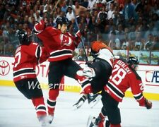 NHL New Jersey Devils Scott Stevens Crushing Eric Lindros Color 8 X 10 Photo 6da8d1c8b