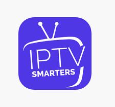 Smarters Iptv PRO  Android iOS LivraisonGratuite Activation Rapide