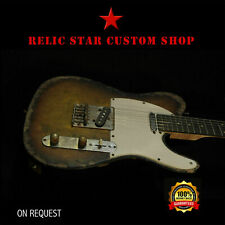 RELIC STAR CUSTOM SHOP t-'50 alnico 5 Road Worn Telecaster