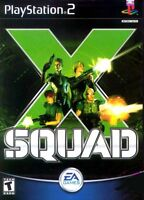 X Squad Playstation 2 (PS2) PAL