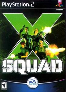 X Squad | PlayStation 2 PS2 - Used