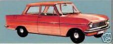 BREKINA HO - # 20300 - Opel Kadett A, red