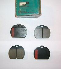VW MAGGIOLONE 1300 - 1302 - 1303/ PASTIGLIE FRENO ANTERIORI/ FRONT BRAKE PADS
