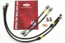 VW Golf MK6 GTI, TDI, TSI Hel Performance Braided Brake Lines oem Front and Rear