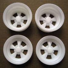 Resin 1/20 Cragar S/S Mag Wheels - Deep & Deeper Street Set