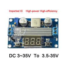 3~35V To 3.5~35V 100W Adjustable DC Step-up Boost Voltage Converter Módulo TOP