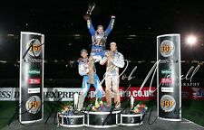 More details for chris harris winner of british grand prix 2007 speedway photograph 12x8 inches
