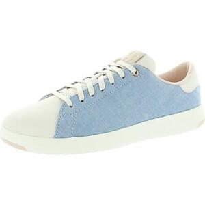 Cole Haan Grandpro Women's Mixed Media Low Top Lace Up Sneakers