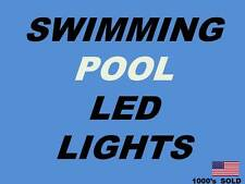 Contractor Commercial Grade Supply LED Swimming Pool Lights - UNDERWATER 16ft.