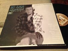 """PHILIP GLASS SPANISH 12"""" LP SPAIN SONGS FROM THE LIQUID DAYS EXPERIMENTAL"""