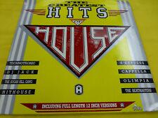 GREATEST HITS OF HOUSE VINYL RECORD (Dino Music) VGC