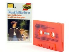 Nesthäkchen 1 und ihre Puppen Ariola Express Hörspiel MC Kassette