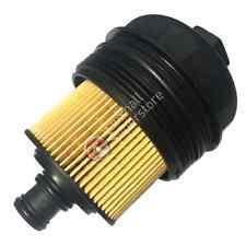 OPEL CORSA ASTRA ZAFIRA 1.7 Diesel Filtro olio con coperchio tappo -