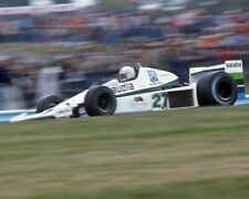 1978 Driver Alan Jones Glossy 8x10 Photo Canadian Grand Prix Print Poster