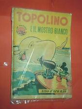 ALBO ORO N° 35-c-originale del 1946 -1°serie-DISNEY MONDADORI-topolino mostro