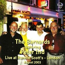 The Barnards - The Barnards Live at Ronnie Scotts [CD]