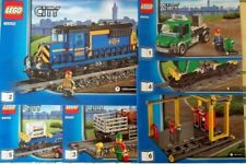 Instructions & Stickers ONLY - Lego 60052 Cargo Train INSTRUCTIONS STICKERS ONLY
