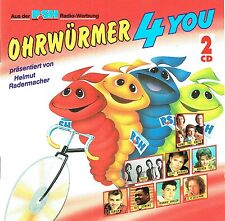 (2CD's) Ohrwürmer 4 You - Racey, The Cats, Daniel Boone, Zager & Evans, The Herd