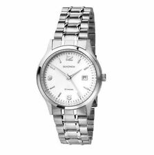 SEKONDA 3729 Stainless Steel Mens Date Watch Auth UK Stockist