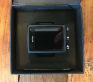Suunto EON Core Black Dive Computer, Brand New
