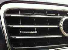 "Audi A4 S4 B8 (8K) Chromzierleisten Kühlergrill S-line ""NEU"""