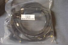 NEW JAGUAR E TYPE XKE XJ6  IGNITION LEAD SET  MADE IN ENGLAND O.E.