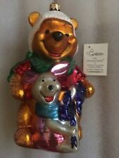 Christopher Radko, Disney, Best Friends, Winnie the Pooh & Piglet