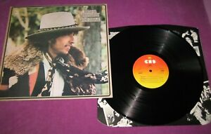 BOB DYLAN - DESIRE - CBS UK 1975 A1/B1 N.MINT ORIGINAL W/ROUNDED EDGED INNER BAG
