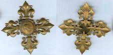 Religion - ECCE HOMO avec 4 fleurs de lys