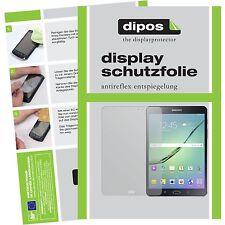 2x Samsung Galaxy Tab s2 8.0 WiFi t710 lámina protectora mate protector de pantalla Lámina