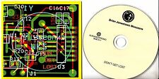 THE BRIAN JONESTOWN MASSACRE Don't Get Lost 2017 UK 14-track promo CD