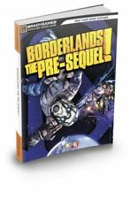 Borderlands The Pre=Sequel Strategy Game Guide Bradygames Signature Series