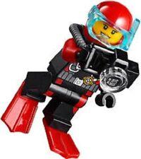 City Lego Red LEGO Minifigures