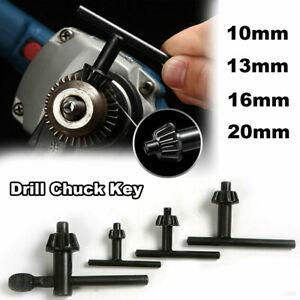 Metal T Handle Drill Chuck Key for Drill Press Chuck Option: 10mm/13mm/16mm/20mm