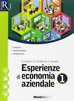 esperienze di economia aziendale vol.1, TRAMONTANA SCUOLA RCS cod:9788823351547
