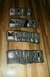 Star Trek CCG Q Continuum Full Set plus Common and Uncommon Cards