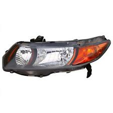 Fits HONDA CIVIC 2D 2006-2009 Headlight Right Side 33101-SVB-A11 Car Lamp