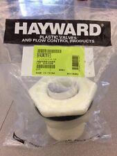 """HAYWARD PLASTIC CPVC 2"""" BULKHEAD FITTING w/EPDM GASKET"""